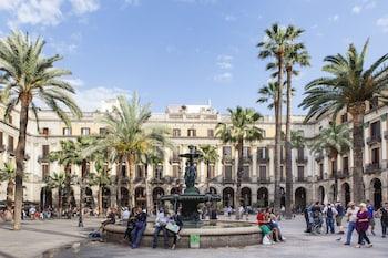 Billede af Las Ramblas Pasaje Bacardi Apartments i Barcelona