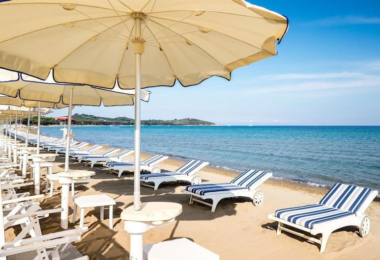 Baglioni Resort Alleluja, Castiglione Della Pescaia, Παραλία