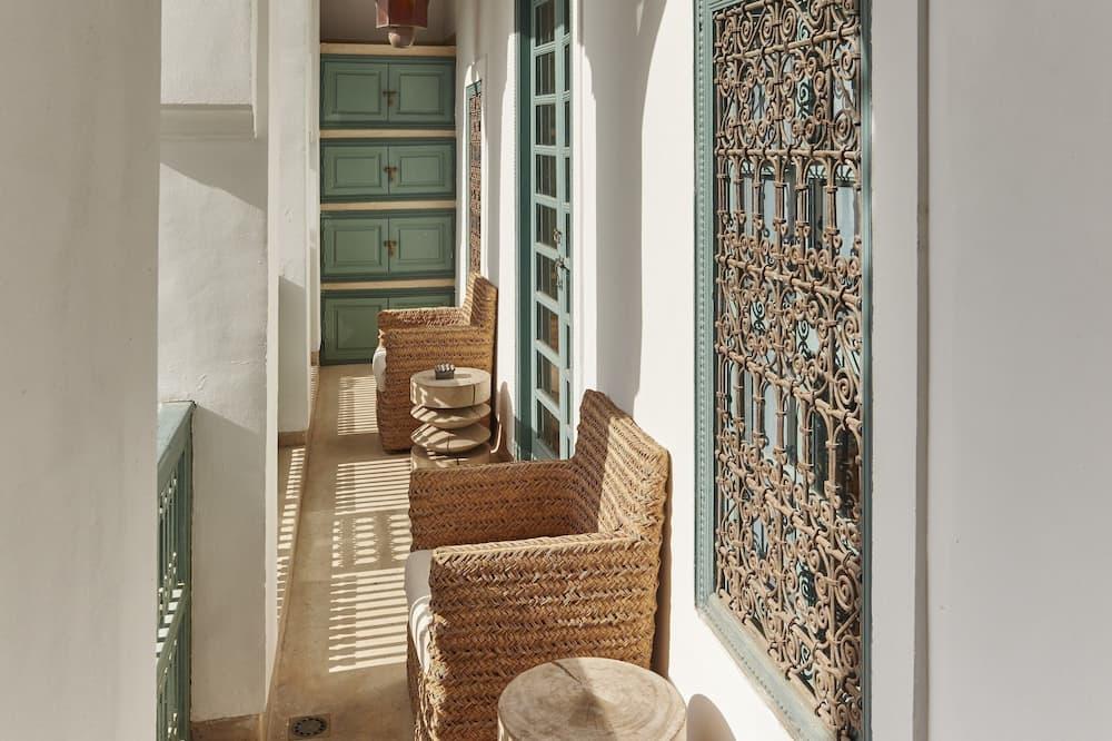Номер-люкс, тераса (Arab) - Балкон
