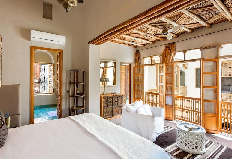 里亞德莫加多爾迪歐, 馬拉喀什, 套房, 露台 (Arab), 客房景觀