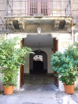 巴勒摩潘塔萊奧宮殿酒店的圖片