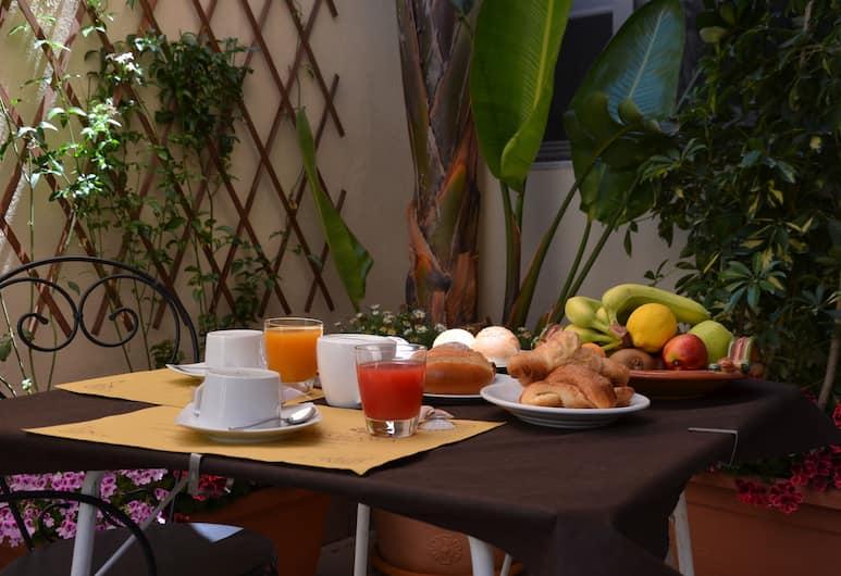 Possidonea 28 Bed & Breakfast, Reggio Calabria, Teras/Veranda