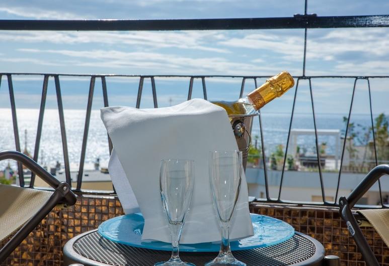 Hotel Principe, Sanremo, Double Room, Sea View, Guest Room