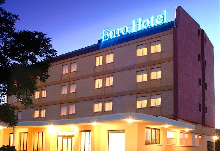 Euro Hotel, Nuoro, Hotel Front