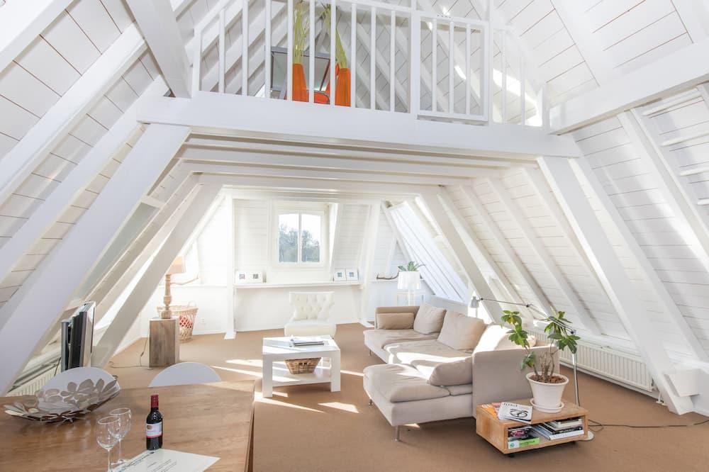 Penthouse - Sala de estar
