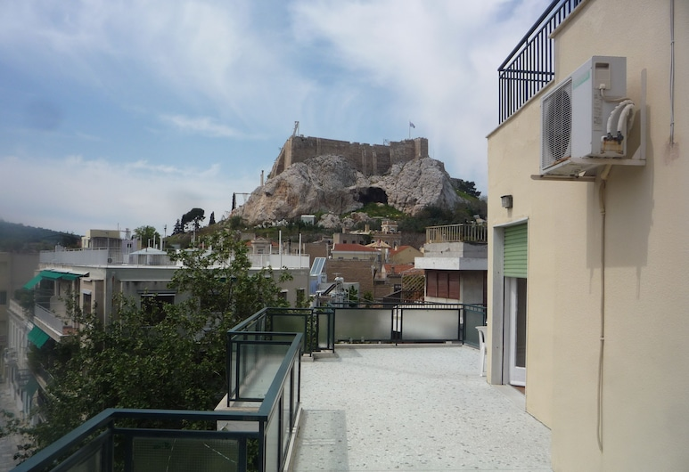 Ξενοδοχείο Adams, Αθήνα, Αίθριο/βεράντα