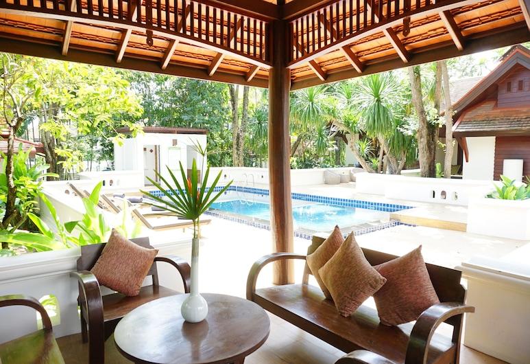 Oasis Baan Saen Doi Spa Resort, Hang Dong, Luxury Suite Poolside, Pemandangan Bilik Tamu