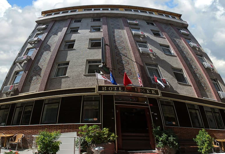Sirkeci Emek Hotel, Istanbul, View from Hotel