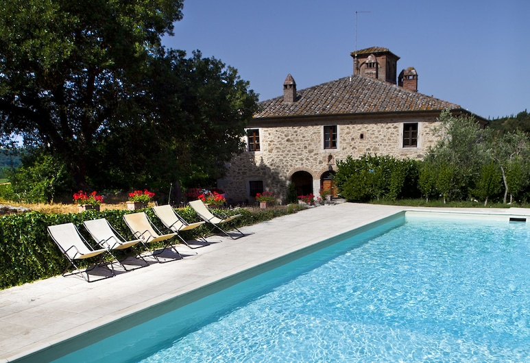 Agritourism Tenuta Armaiolo, Rapolano Terme, Piscina al aire libre