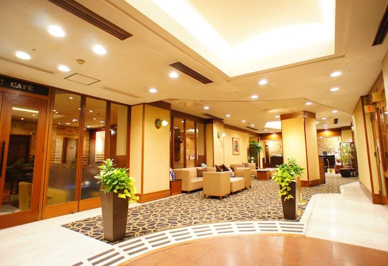 神戶廣場飯店, 神戶, 大廳