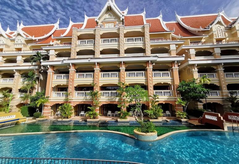 Aonang Ayodhaya Beach Resort, Krabi, Tuin