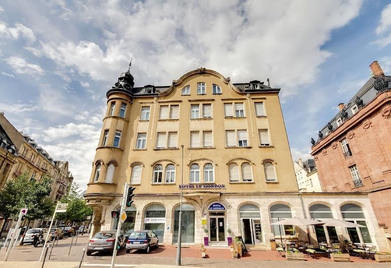 Hôtel le Mondon, Metz, Hotelfassade