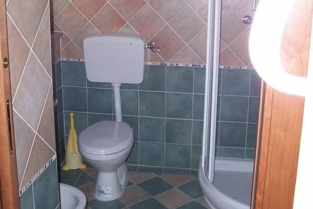 Zimmer mit privatem Badezimmer Lipari - Badezimmer