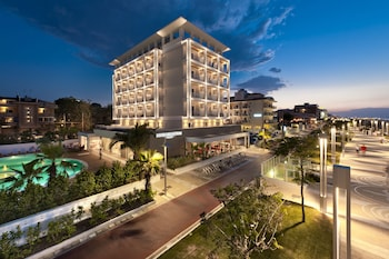 Foto del Hotel Ambasciatori en Riccione
