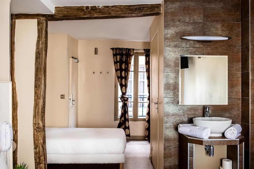 Suite clásica - Cuarto de baño