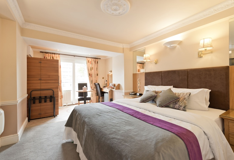 Roxford Lodge Hotel, Δουβλίνο, Deluxe Δίκλινο Δωμάτιο (Double), Δωμάτιο επισκεπτών