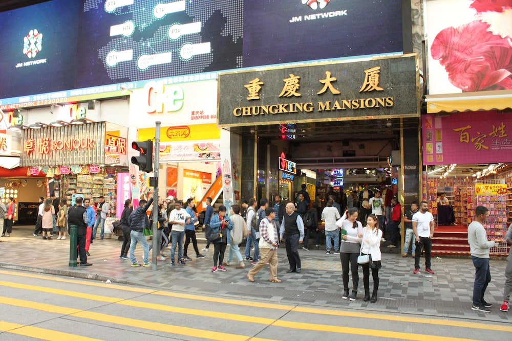 Lucky Hotel, Kowloon