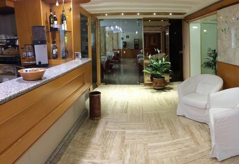 호텔 치타 스투디, 밀라노, 로비 좌석 공간