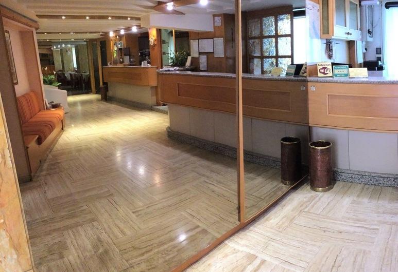 Hotel Città Studi, מילאנו, קבלה