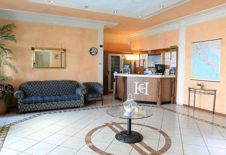 Hotel Euro, Castegnato, Interior Entrance