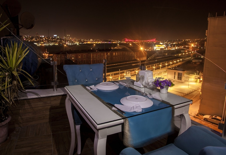 ホリエット ホテル, イスタンブール