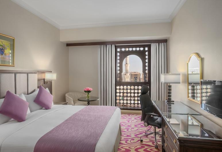 Intercontinental Madinah - Dar Al Iman, Medina, Suite, con vista (Haram View), Habitación
