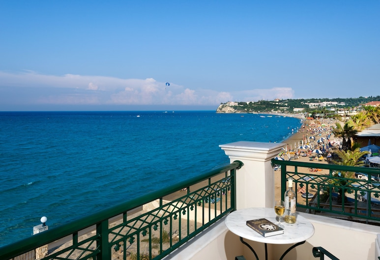 Andreolas Luxury Suites, Zante, Suite, 2 camere da letto, vista mare parziale, Balcone