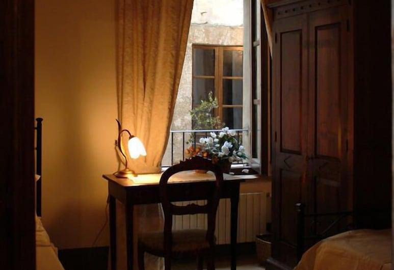 Bed and Breakfast Sant'Andrea, Orvieto, Gjesterom