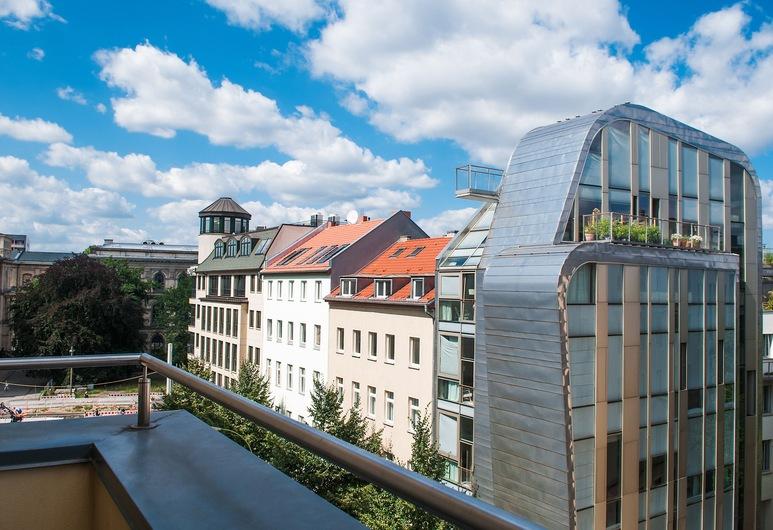 Mikon Eastgate Hotel, Berlino, Balcone
