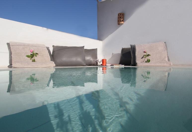Riad Douceur Mandarine, Marrakech, Peauks