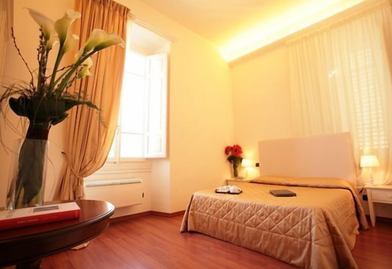B&B Magnifico Messere, Florence, Double Room Single Use, Guest Room