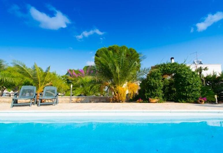 B B Masseria Cesarina, Polignano a Mare, Vanjski bazen