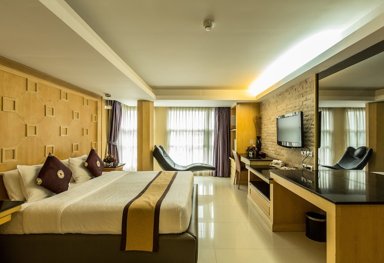 Smart Suites, Bangkok, Hosťovská izba