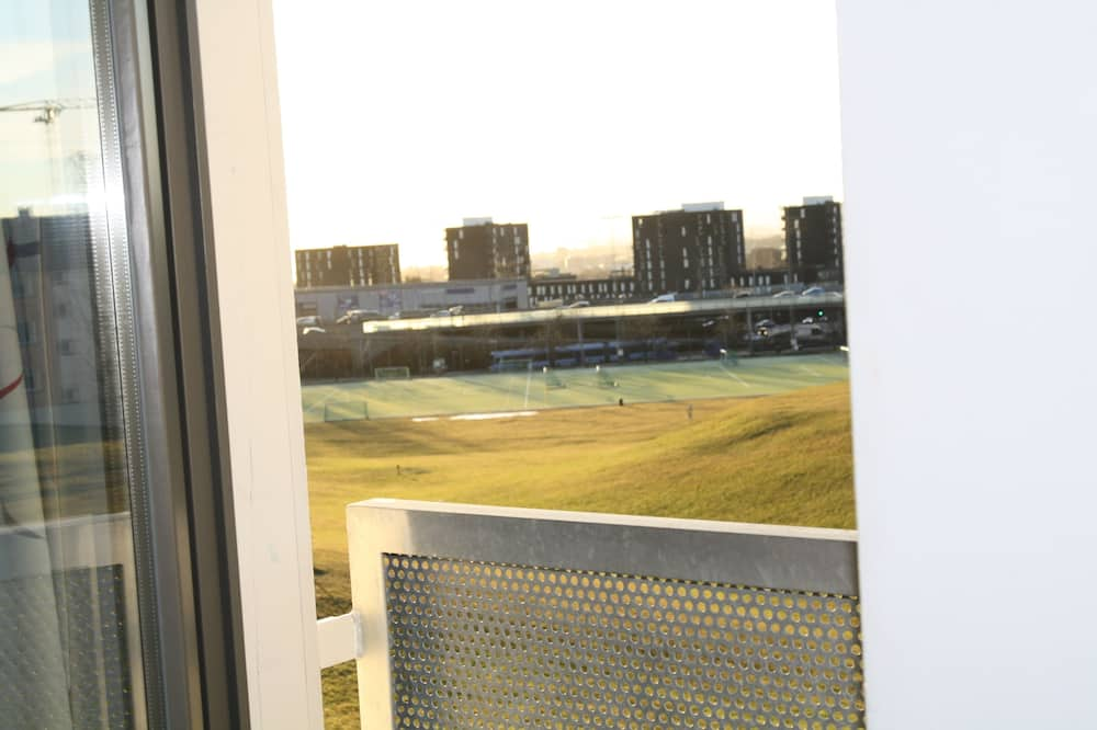 Pokój z 2 pojedynczymi łóżkami - Z widokiem na balkon