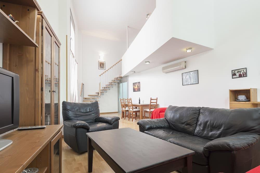 Apartment, 1 Schlafzimmer (Carrer d' Espronceda, 38) - Zimmer