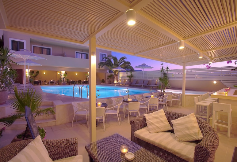 La Stella Apartments & Suites, Rethymno, Dining