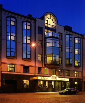 Nuotrauka: Hotel OK, Ryga