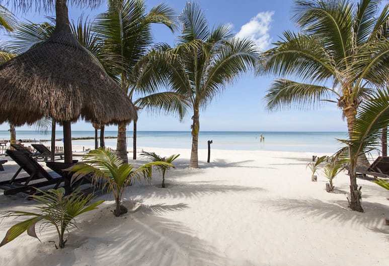 Holbox Dream Beach Front Hotel by Xperience Hotels, Isla Holbox, Rand