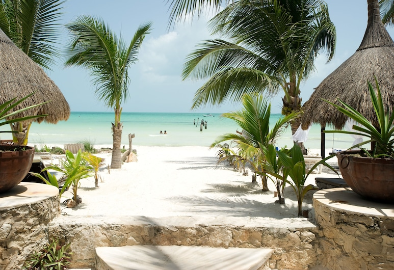 Holbox Dream Beach Front Hotel by Xperience Hotels, Isla Holbox, Pláž
