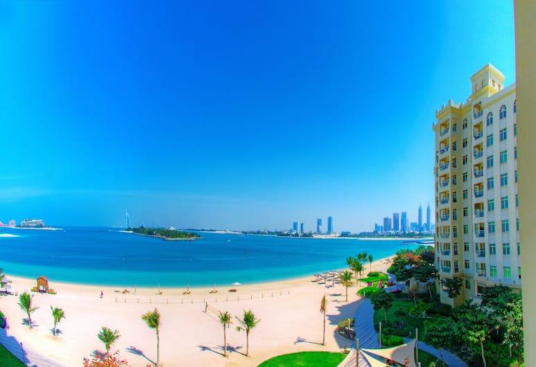 Royal Club at Palm Jumeirah, Dubaï, Appartement, 1 chambre, vue mer, Chambre