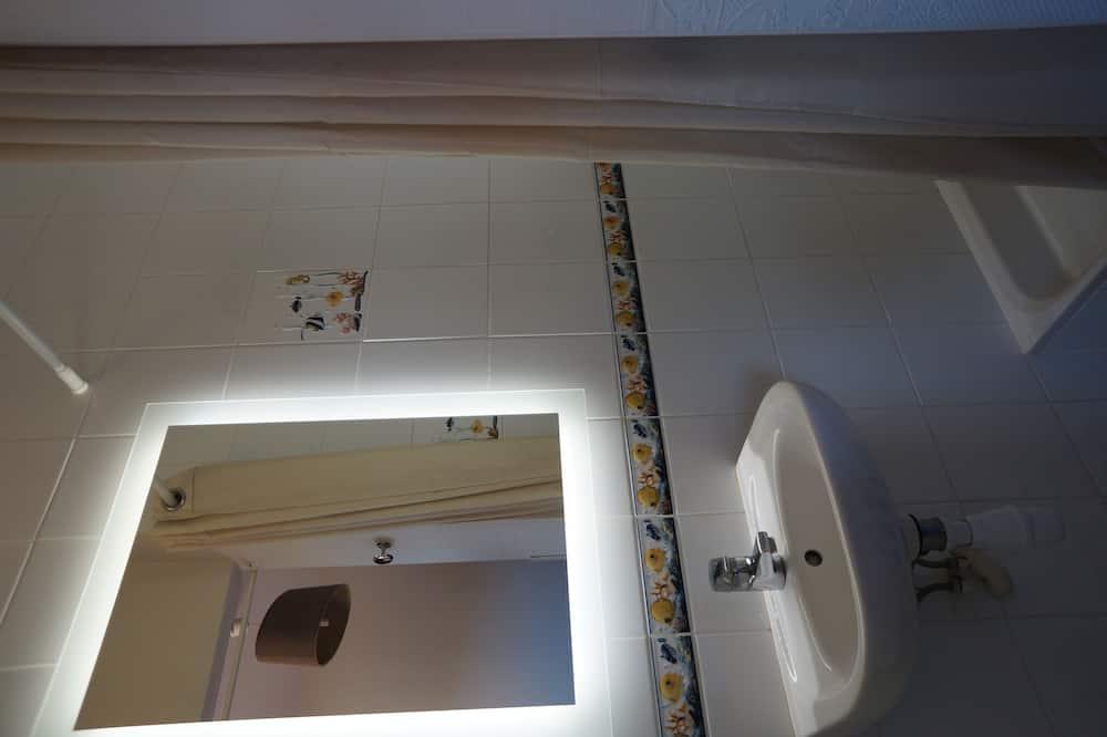 Habitación individual económica - Cuarto de baño