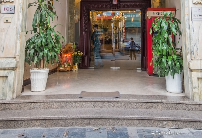 Khách sạn Hanoi Gratitude, Hà Nội, Lối vào khách sạn