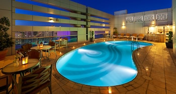 Picture of Al Manzel Hotel Apartments in Abu Dhabi