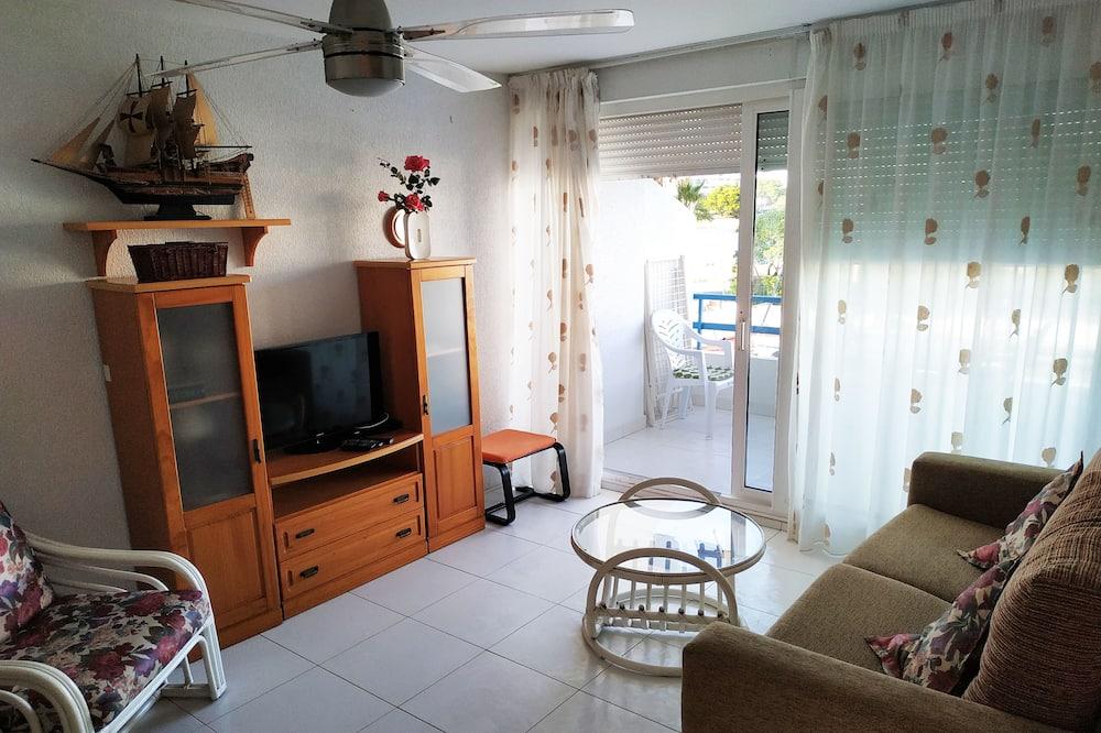 Apartmán (6 pax) - Obývačka