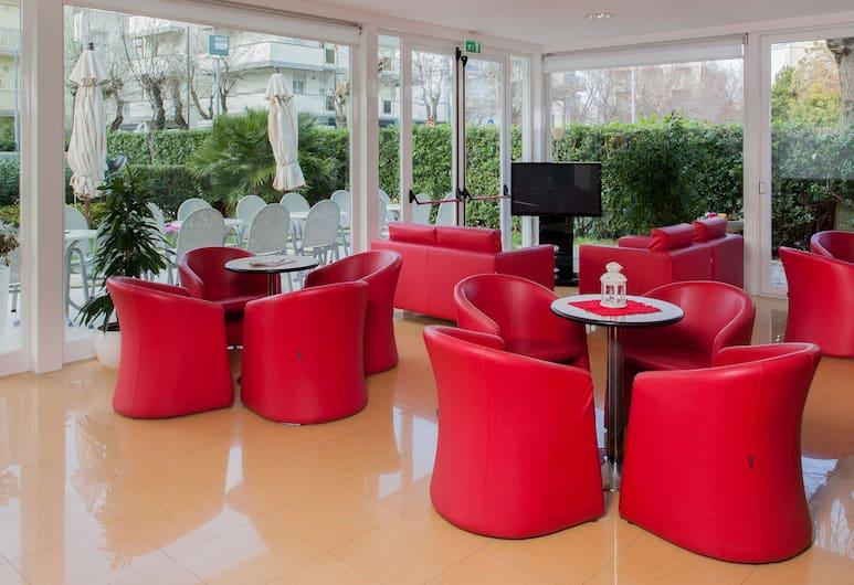 Hotel Bahama, Rimini, Tempat Duduk di Lobi