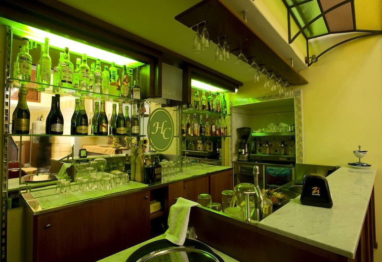 Hotel Columbia, Palermo, Bar dell'hotel