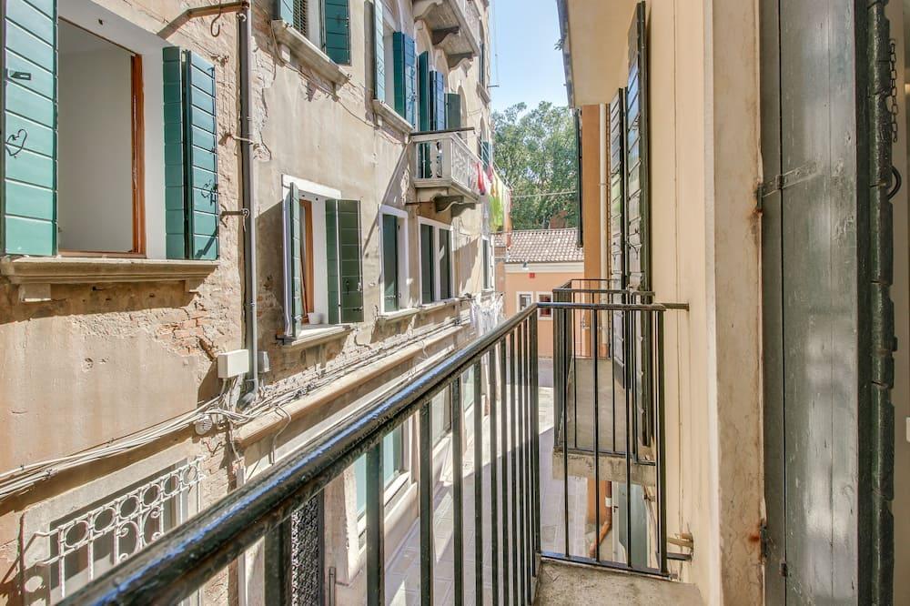 Štandardný apartmán, 1 spálňa (3 People) - Balkón