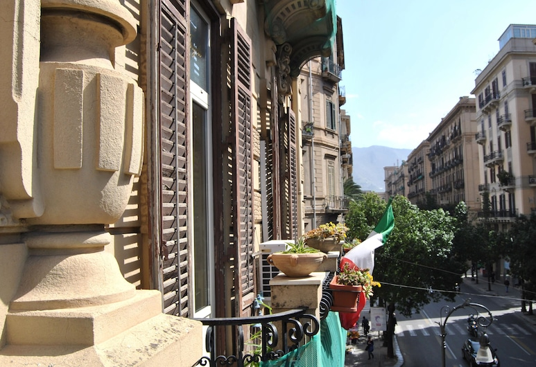 Bed and Breakfast D'Angelo, Palermo, Hotellets front