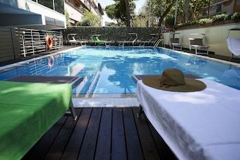 Picture of Alisei Palace Hotel in Rimini