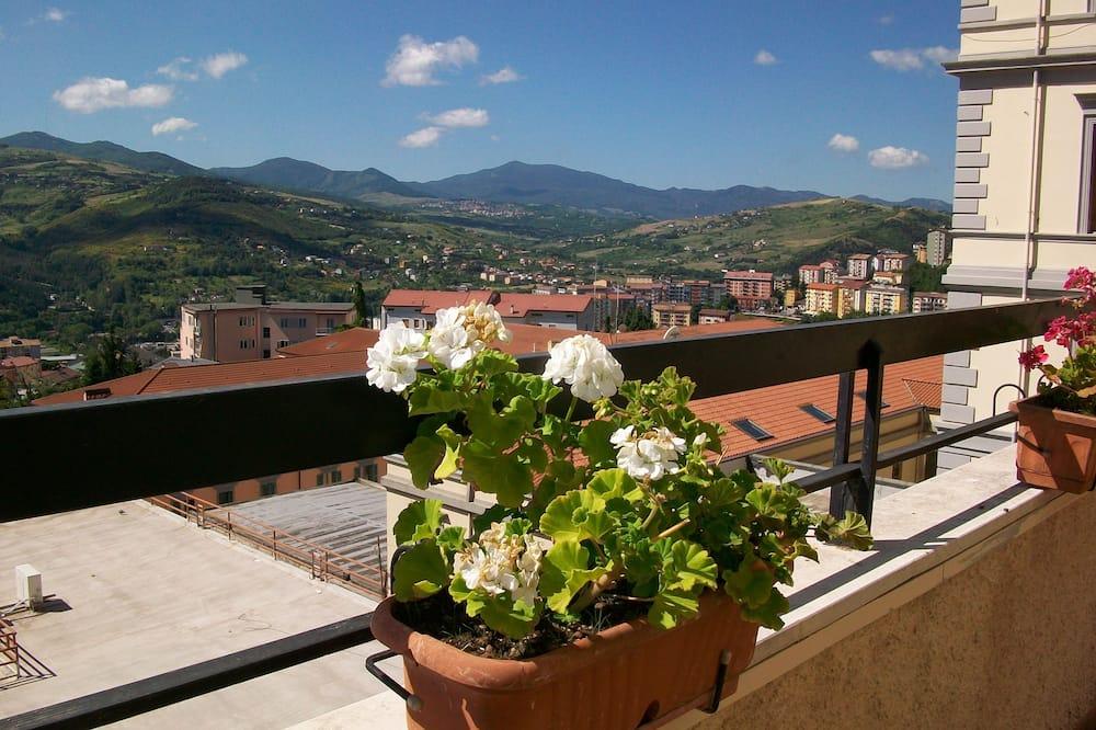 Vistas al balcón